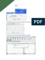 Resumen Programación Software PBX308
