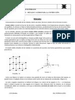 Estructura y Fabricacion Acero y Diagrama FeC