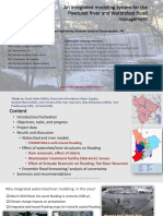 Hashemi - Integrated Modeling System for the Pawtuxet River and Watershed Flood Managment