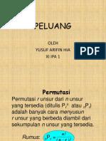 Remedial MTK Peluang