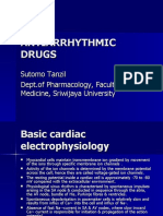 BL.10 IT.21.Antiarrhythmic Drugs