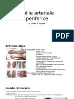 Bolile arteriale periferice