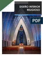 Diseño Interior de Equipamiento Religioso