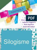 silogisme.