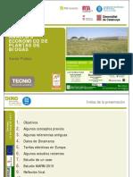Análisis Económico de Las Plantas de Biogás.