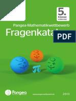 Pangea FK5.KL