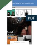 Cuadernillo Completo de Practicas Lab de Electromagnetismo i Semestre 2016