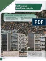 Capítulo 10 - Estratificação e desigualdades sociais, do livro Sociologia em Movimento