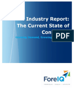 __ForeIQ-Current State of Consulting