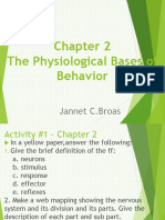 CHAPTER 2 Physiological Basis of Behavior