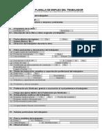 Planilla de Empleo del Trabajador.doc