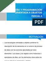 DISEÑO Y PROGRAMACIÓN ORIENTADA A OBJETOS 2.ppt