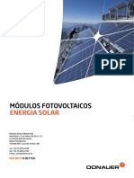 Donauer Modulos Solares 20fev13 Web Version