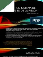 Runalytics, Sistema de Análisis 3D