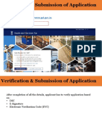 User Manual for GST Application submission through EVC.pptx