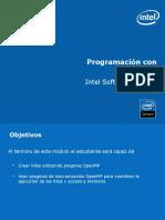OpenMP Programacion