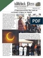 2017 Puddledock Press September