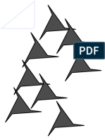 Inkscape Vector Drawing Distrorted Stars