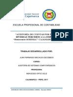 "AUDITORIA CUENTAS POR PAGAR ""Homecenter SODIMAC"".docx"