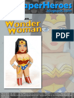 Mypaperheroes Wonderwoman