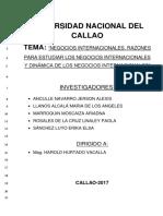 Grupo 01 Negocios Internacionales 1