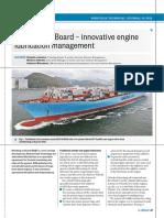 Maersk Blending on Board (BOB)-OKHH