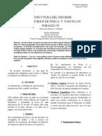 Estructura de Informes Fisica - IEEE 2014