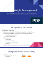 mnt childhood obesity