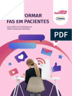 eBook Como Transformar Fas Em Pacientes - Aline Baltazar