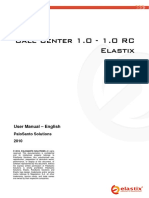 Elastix Call Center Manual Eng v2