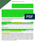 Conteúdo CLDF