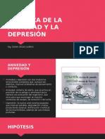 GENETICA DE LA ANSIEDAD Y LA DEPRESION GENÉTICA DE LA ANSIEDAD Y LA DEPRESIÓN.pptx