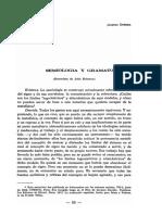 Entrevista Kristeva a Derrida