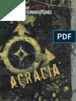 Libro HK Acracia