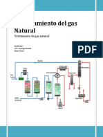 Endulzamiento Del Gas Natural