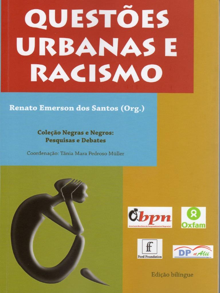 Questes urbanas e racismopdf fandeluxe Images