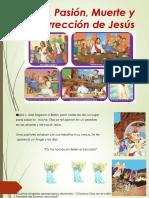 Vida Pasion y Muerte de Jesus