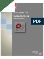 Procesos de Manufactura PRIMERA PARTE