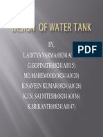 Design  OF WATER TANK_ppt.pdf