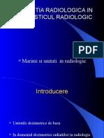 2. Marimi Si Unitati de Masura in Radiologie