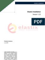 Elastix Installation v1.3.2