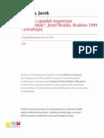 Przeglad Historyczny r2000 t91 n2 s287 289