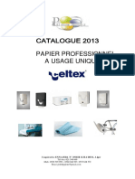 Catalogue Celtex . 2013
