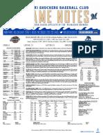 9.3.17 at MOB Game Notes