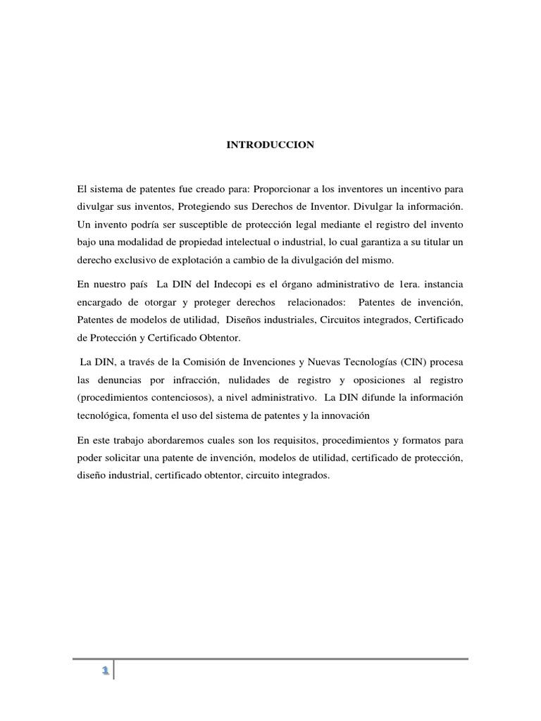 5.3 invenciones (patentes)