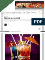 Gastronomiaycia Republica Com 2014-04-29 Que Es Un Mocktail
