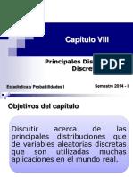 Duodécima Semana-Principales Distribuciones Discretas- USMP-1