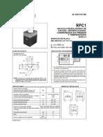 Valvula Reguladora de Caudal Unidireccional