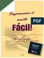 E Book E Muito Facil Improvisar Free Version