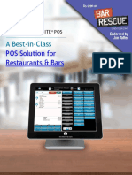 Harbortouch POS System Brochure